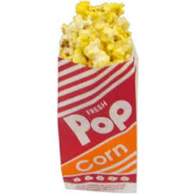 Where to find POPCORN BAGS, 50 CT. in Newton
