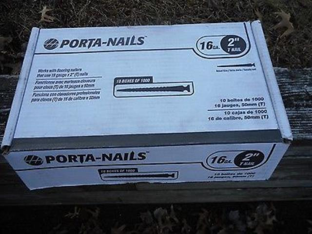 Where to find 1000 CT PORTANAILS in Newton