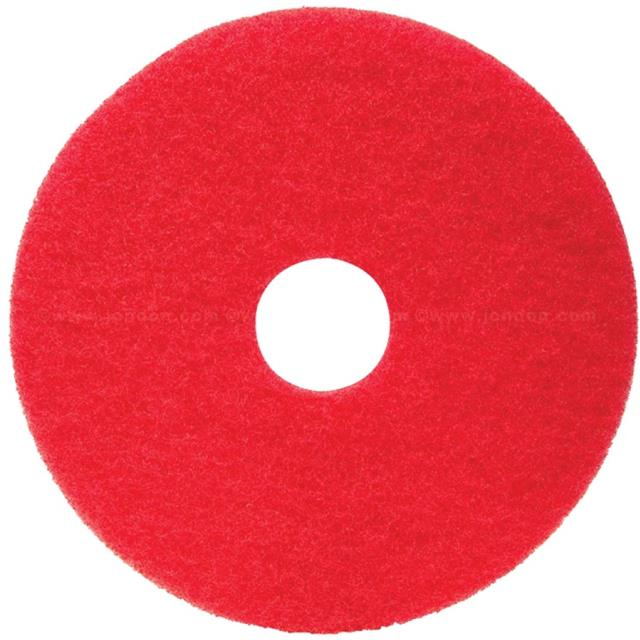 Where to find 17  RED SCRUB PAD in Newton