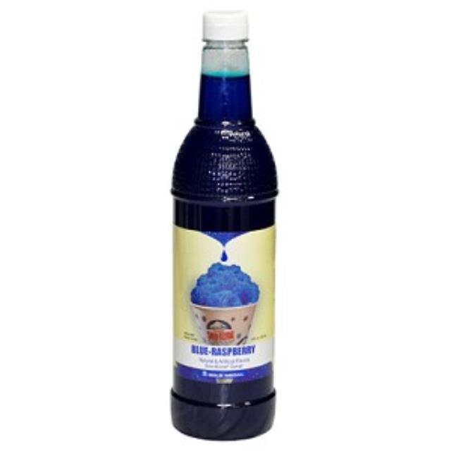 Where to find SNO KONE SYRUP, 25 OZ BLUE RASPBERRY in Newton
