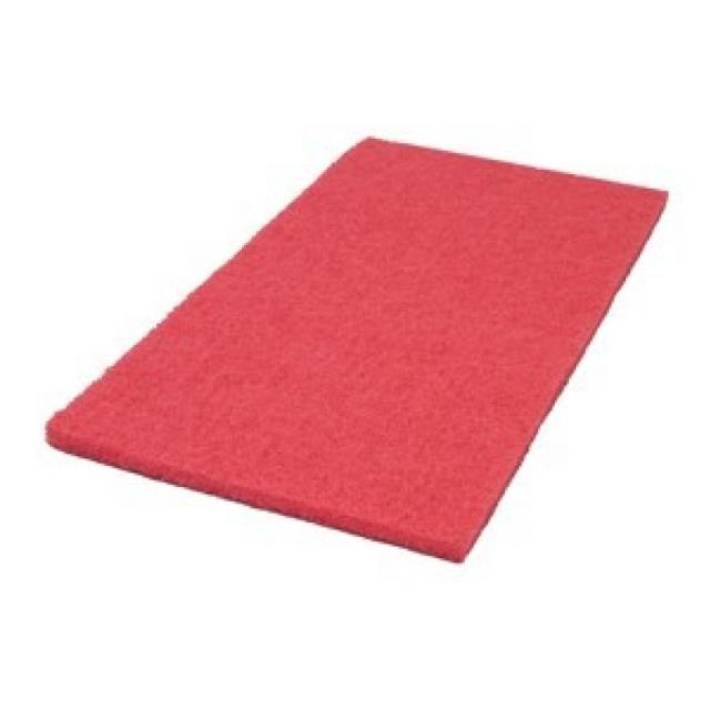 Where to find RED 12  X 18  SANDER PAD in Newton