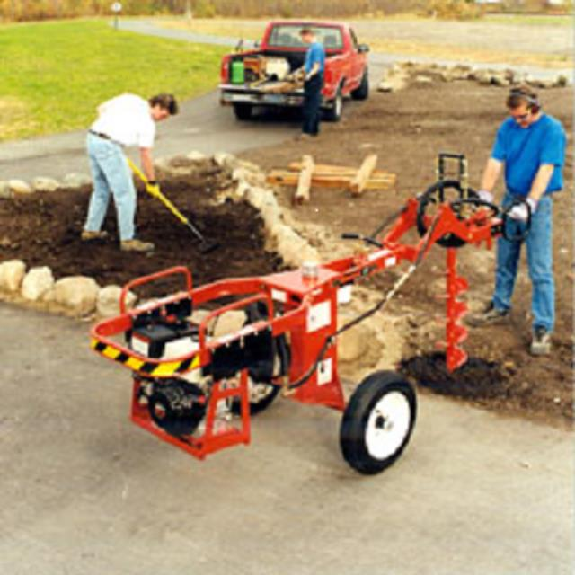Where to find 1 MAN TOWABLE AUGER in Newton