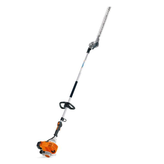 Where to find 59  POLE GAS HEDGE TRIMMER in Newton