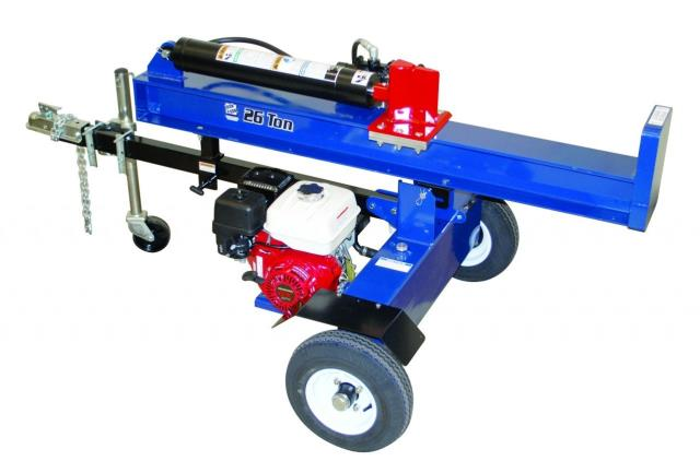 Where to find 26 TON TOWABLE LOGSPLITTER in Newton