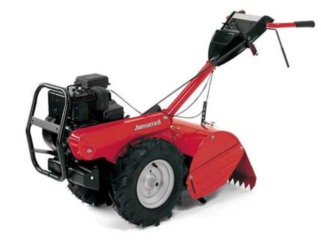 Where to find REAR TINE TILLER, JONSERED in Newton