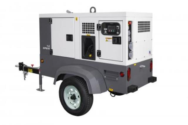 Where to find 20KW TOWABLE GENERATOR in Newton