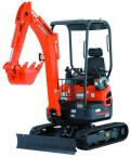 Rental store for KUBOTA U17 EXCAVATOR in Newton NJ