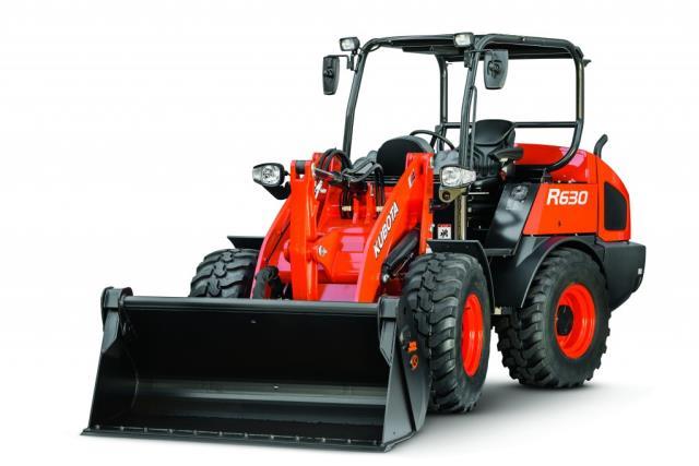Kubota R630 Wheel Loader Rentals Newton Nj Where To Rent
