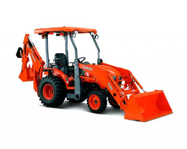 Where to find KUBOTA B26 TLB in Newton