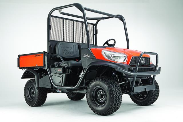 Where to find KUBOTA RTV-X900 UTLITY VEHICLE in Newton