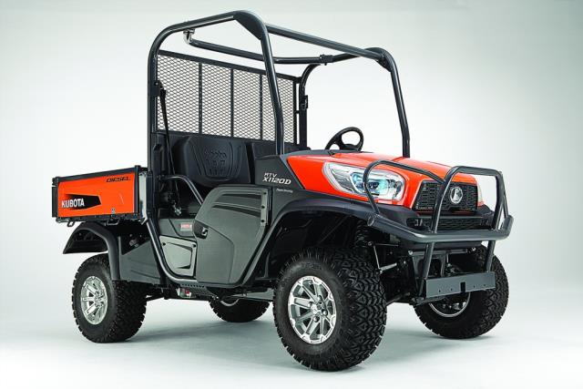 Where to find KUBOTA RTV-1120D UTILITY VEHICLE in Newton