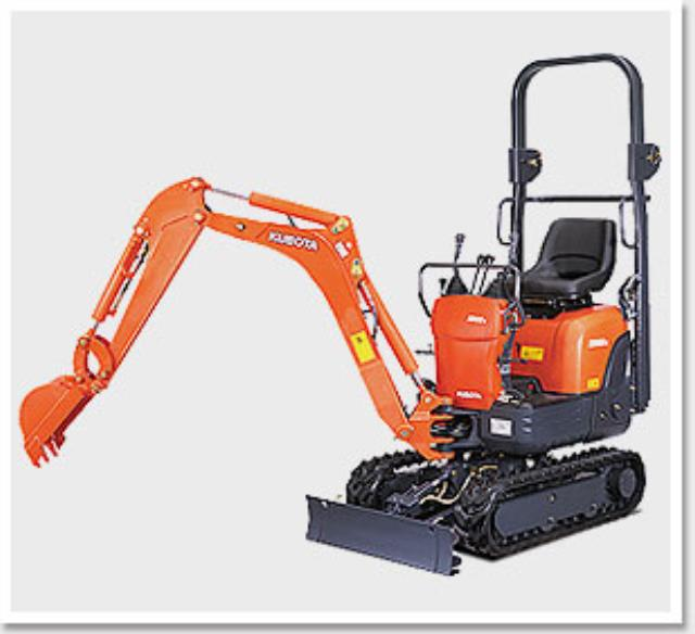 Where to find KUBOTA K008 EXCAVATOR in Newton