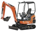 Rental store for KUBOTA KX-018 EXCAVATOR in Newton NJ