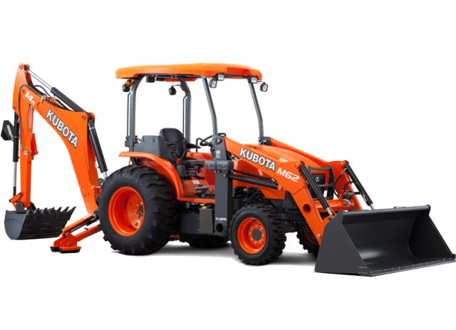 Where to find KUBOTA M62 TLB in Newton