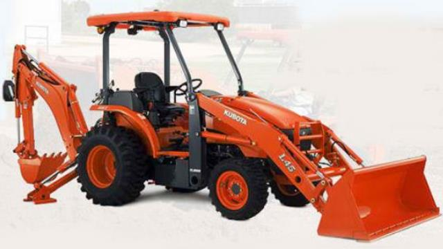 Where to find KUBOTA L45 TLB in Newton