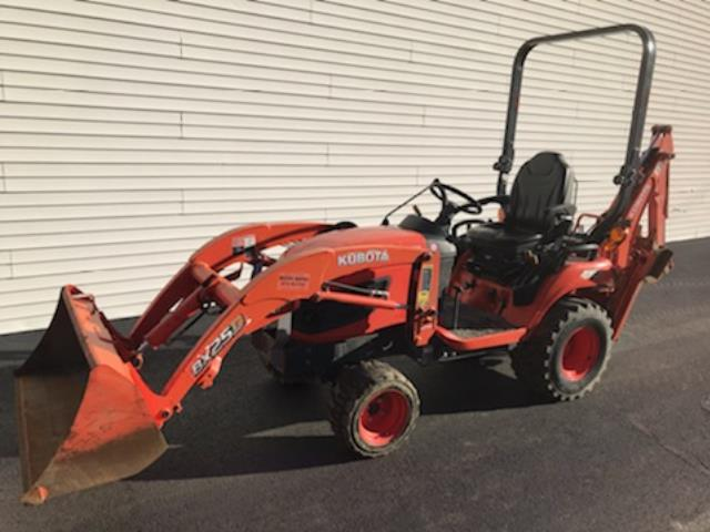 Where to find KUBOTA BX25D TLB in Newton