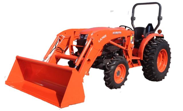 Where to find KUBOTA L4701 LOADER in Newton