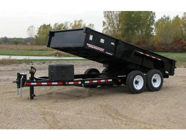Where to find 12  TOWMASTER DUMP TRAILER in Newton