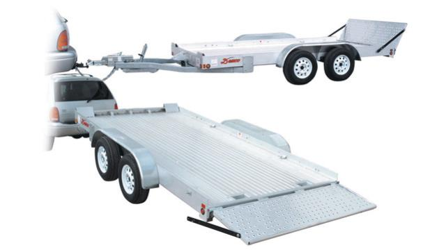 Where to find 14  CAR TRAILER in Newton
