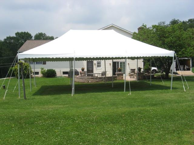 Where to find 20X30 WHITE CANOPY in Newton
