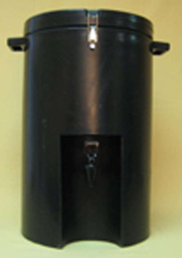 Where to find 8 GAL INSULATED COOLER W SPOUT in Newton