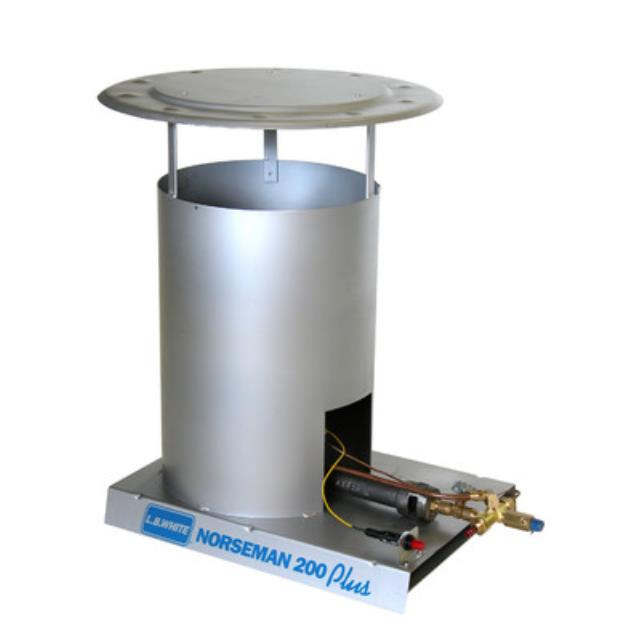Where to find 250K BTU PROP SALAMANDER HEATER in Newton