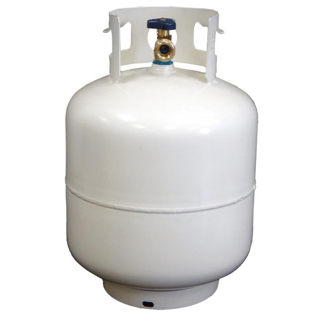 Where to find 20LB PROPANE TANK in Newton