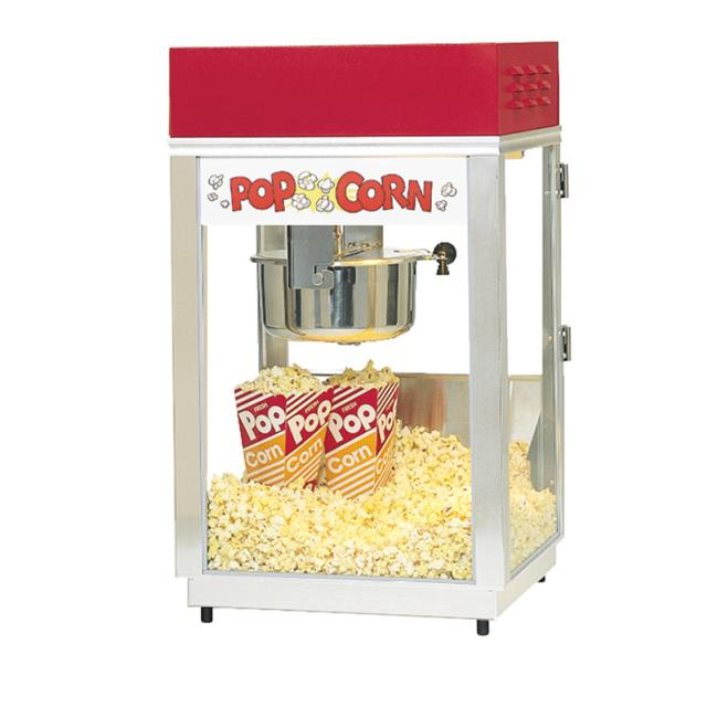 Where to find POPCORN MACHINE, SILVER TOP in Newton