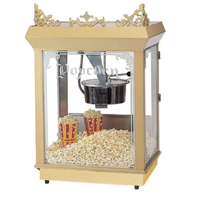 Where to find POPCORN MACHINE, GOLD TOP in Newton