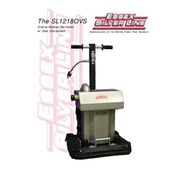 Where to find VIBRATORY FLOOR SANDER W VAC in Newton