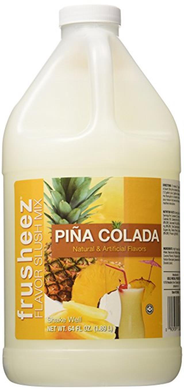 Tri Shot Mix : Frozen drink mix pina colada gal rentals newton nj