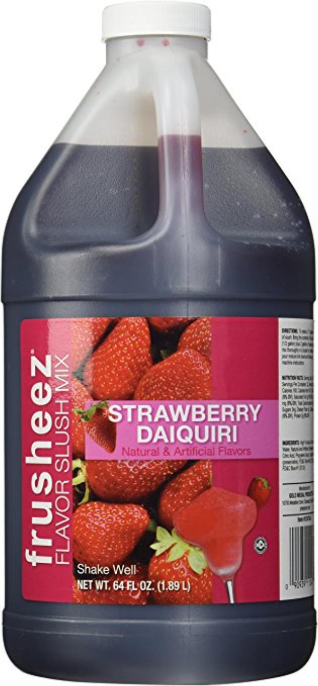 Where to find FROZEN DRINK MIX, STRAW DAIQUIRI 1 2 GAL in Newton