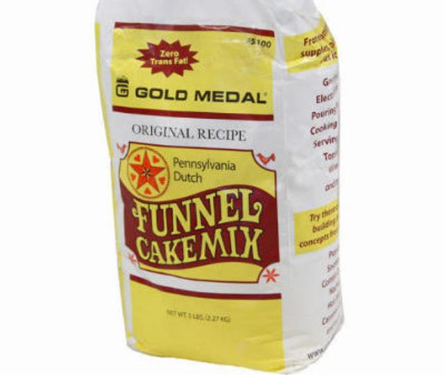 Where to find FUNNEL CAKE MIX, 5LB in Newton
